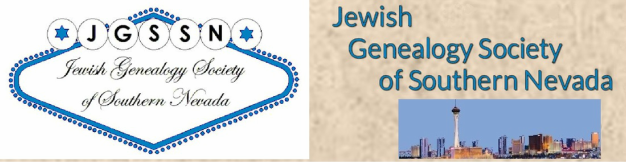 Jewish Genealogy Society of Southern Nevada